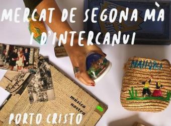 Mercado de segunda mano y de intercambio de Porto Cristo
