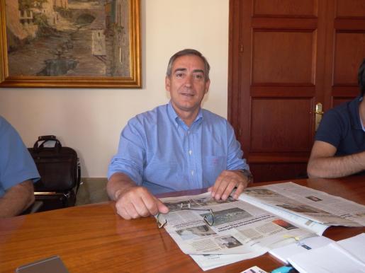 Carlos Simarro Vicens repite candidatura por cuarta vez consecutiva.