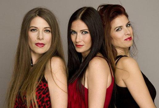 Las tres hermanas tuvieron una trayectoria destacada hace años. Ahora, después de un periodo de inactividad, vuelven a los escenarios.