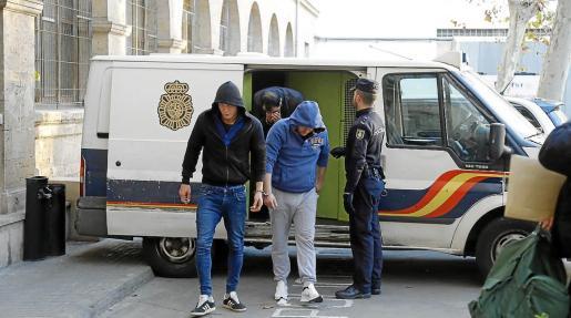 El detenido fue puesto a disposición judicial en Vía Alemania de Palma.
