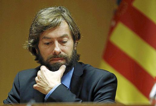 El juez de la Audiencia Nacional Santiago Pedraz.
