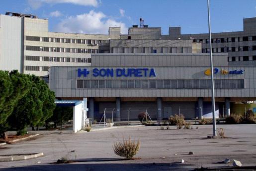 Vista del hospital de Son Dureta.