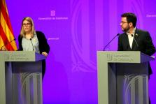 """La Generalitat acusa al Gobierno de """"romper"""" el diálogo por """"falta de coraje"""""""