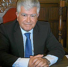 Toni Mir, alcalde de Alcúdia.