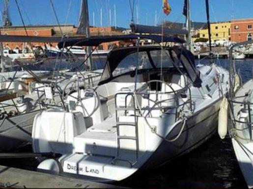 El velero 'Dream Land' desapareció tras zarpar de Palma el 5 de enero.