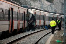 Accidente ferroviario de Barcelona