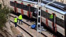 """Renfe investiga las causas del """"evidente fallo"""" que causó colisión de trenes"""