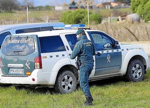 La Guardia Civil, al frente de la investigación de los hechos.