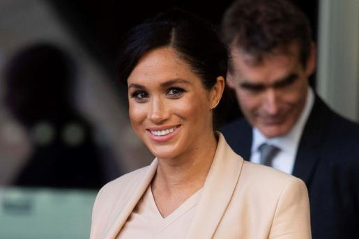 La duquesa de Sussex mantiene una tirante relación con parte de sus familiares.