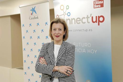María Cruz Rivera, de CaixaBank