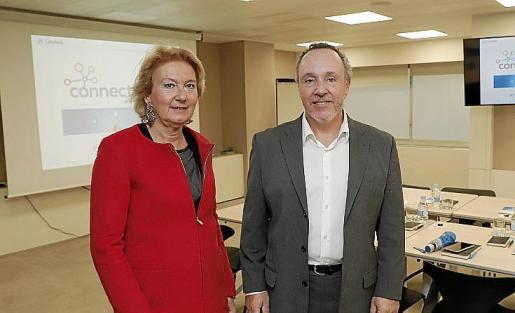 Xesca Vidal y Àngel Puig, coordinadores de Connect'Up 2019.
