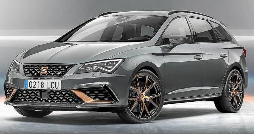 SEAT ya ademite pedidos del nuevo León ST CUPRA R, una exclusiva versión limitada a 300 unidades para el mercado español, que monta un motor 2.0 TSI con 300 CV de potencia, asociado a la tracción integral 4Drive y a una caja de cambios automática DSG de siete relaciones