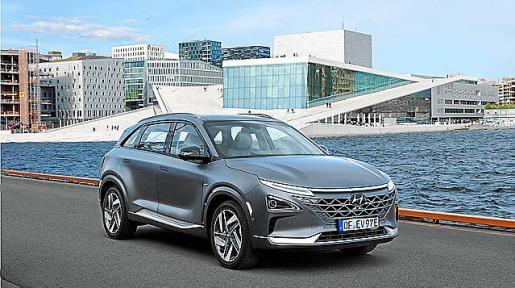 Hyundai continúa invirtiendo en tecnologías limpias.