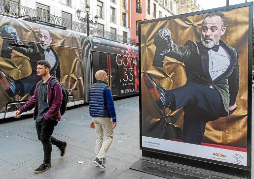 La ciudad de Sevilla se volcó con la celebración de la gala de los Premios Goya del pasado 2 de febrero.