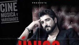 Antonio Orozco presenta en concierto en el Auditórium de Palma 'Único'