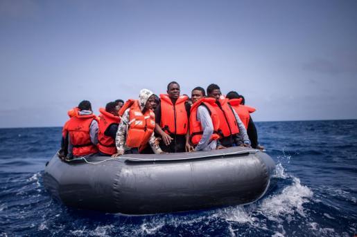 Los principales solicitantes de asilo son nacionales de países latinoamericanos.