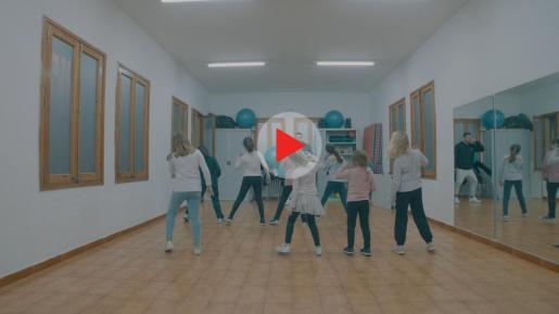 Una imagen de uno de los vídeos presentado por Cort.