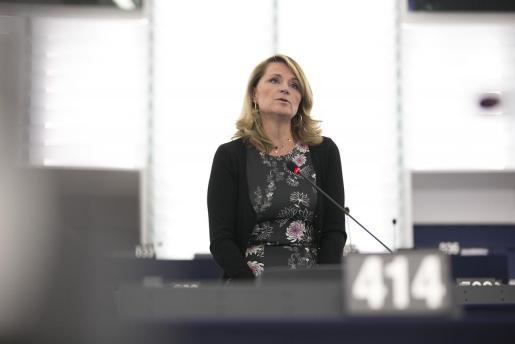 La eurodiputada del PP Rosa Estaràs.