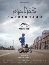 Cartel de la película 'Cafarnaúm'