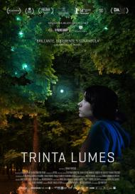Cartel del documental 'Trinta lumes'
