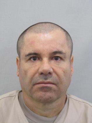 Imagen de archivo de 'El Chapo' Guzman.