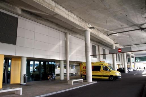 Uno de los heridos ha sido trasladado al hospital de Son Espases.