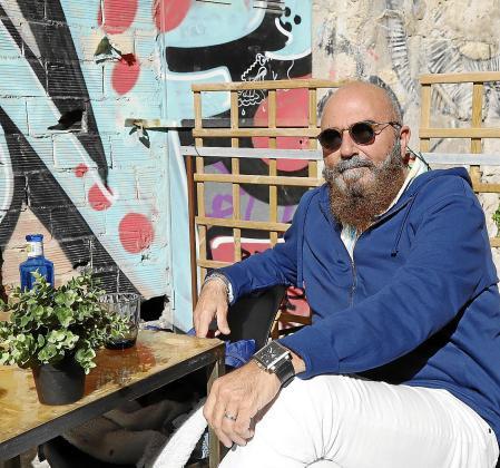 El productor Juan Carlos Caro posó este miércoles en Palma para esta entrevista.