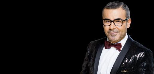 Jorge Javier Vázquez en la imagen promocional de su espectáculo 'Grandes éxitos'.