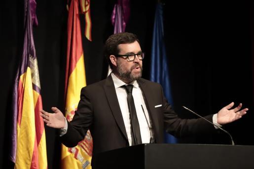 El alcalde de Palma, Antoni Noguera.