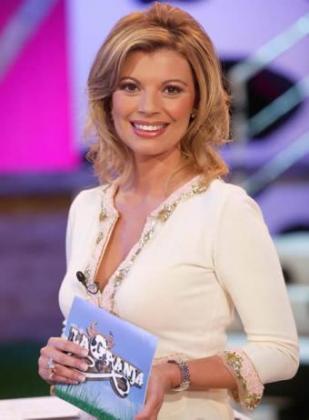 La presentadora de televisión, Terelu Campos, en una imagen de archivo.