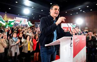 Acto de presentación de la candidatura de Juan Espadas
