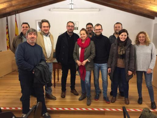 El PSIB-PSOE ha elegido a Toni Bordoy precandidato a la Alcaldía de Esporles
