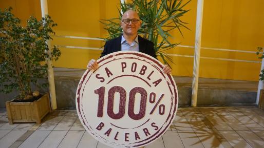 Llorenç Gelabert es el candidato del Pi al Ajuntament de sa Pobla