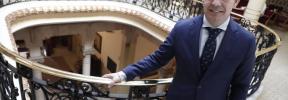 El Parlament elige a Toni Fuster senador autonómico en sustitución de Bauzá