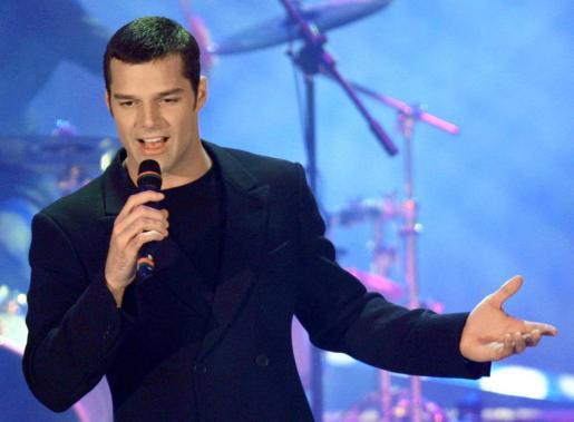 Ricky Martin fue uno de los protagonistas de este bulo.