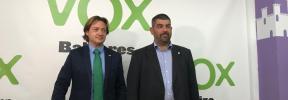 Pedro Bestard: «No me ha costado decir que sí porque Vox es el partido que mejor defiende al mundo rural»