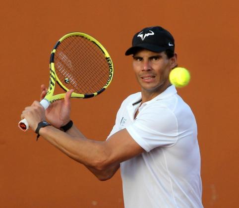 El tenista mallorquín Rafael Nadal, en una imagen reciente.
