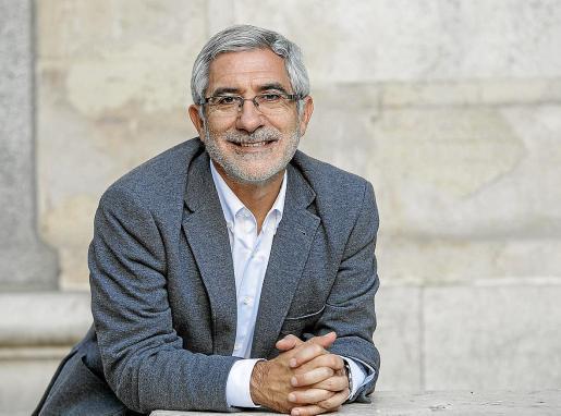 Gaspar Llamazares, en una imagen de la web de Actúa, presentará su propuesta en Palma.