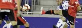 El Mallorca deja escapar una renta de dos goles en Tenerife