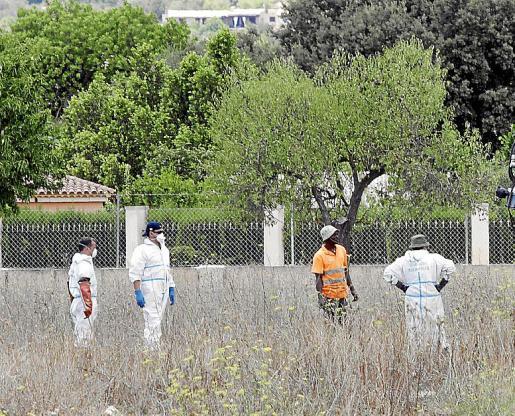 La Guardia Civil ha buscado al desaparecido durante meses. Foto:A.SEPÚLVEDA