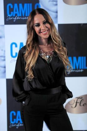 La cantante Mónica Naranjo.
