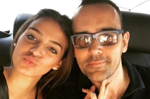 Laura Escanes y Risto Mejide se casaron en 2017 y podrían esperar ya su primer hijo.