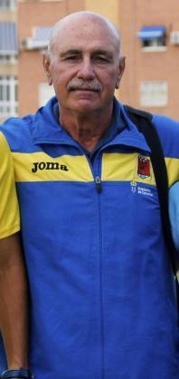 Miguel Ángel Millán, exseleccionador de atletismo.
