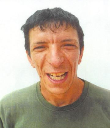Imagen del hombre desaparecido, Víctor Manuel Sánchez Coca.