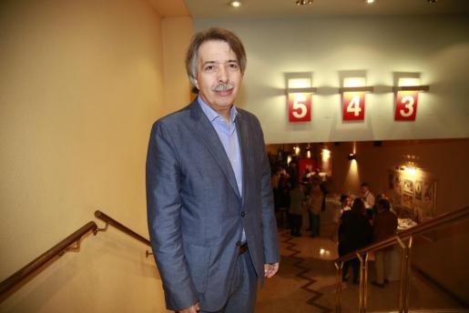 El portavoz de Ciudadanos, Xavier Pericay.