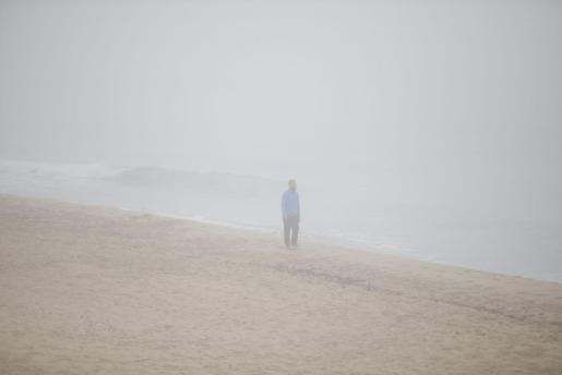 En la costa palmesana se ha visto con más intensidad la niebla.