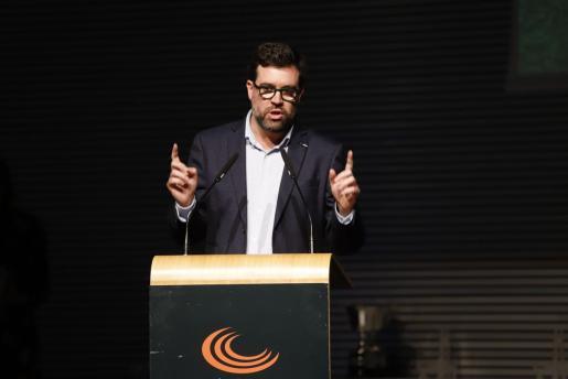 Fotografía de archivo del alcalde de Palma, Antoni Noguera.