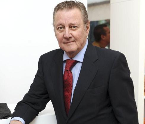 El actor Carlos Larrañaga.