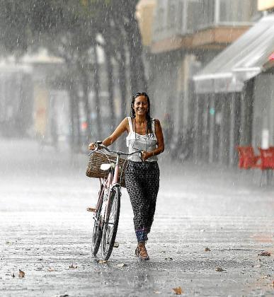 La región mediterránea presenta una tendencia a registrar menos lluvias y, al mismo tiempo, que éstas sean más intensas.