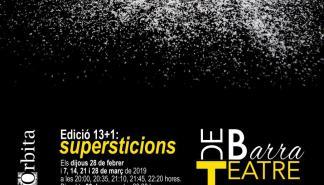 El Teatre de Barra regresa a Blanquerna